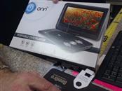 ONN Portable DVD Player ONA16AV009